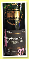 Dailuaine 37 yo 1980/2017 (48.8%, Scotch Malt Whisky Society, 1st fill Sauternes barrique, #41.100, 'Curl up by the fire', 140 bottles)