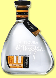 El Mayor 'Blanco' (40%, OB, tequila, +/-2016)