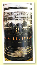 Irish Single Malt 24 yo 1991/2016 (44.7%, Acla Selection, bourbon barrel, cask #1073,  176 bottles)