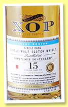 Bowmore 15 yo 2001/2017 (58.7%, Douglas Laing, Xtra Old Particular, for SCSM China, refill hogshead, cask #11547, 299 bottles)