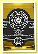 Ord 12 yo 2006/2018 (46%, Cadenhead, Small Batch, hogshead, 645 bottles)