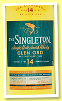The Singleton Glen Ord 14 yo 2002/2018 (57.6%, OB, Special Release)