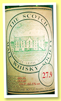 Springbank 1965/1987 (60.1%, Scotch Malt Whisky Society #27.9)