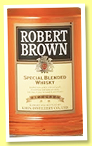 Robert Brown (40%, OB, Kirin, blend, +/-2010?)