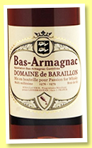 Domaine de Baraillon 1976-1979/2019 (43%, OB, for Passion for Whisky)