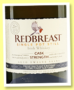 Redbreast 12 yo 'Cask Strength Batch B2-19' (55.8%, OB, single pot still, 2019)