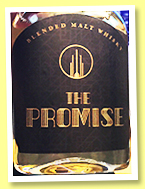 The Promise (46%, Compass Box, blended malt, 2019)