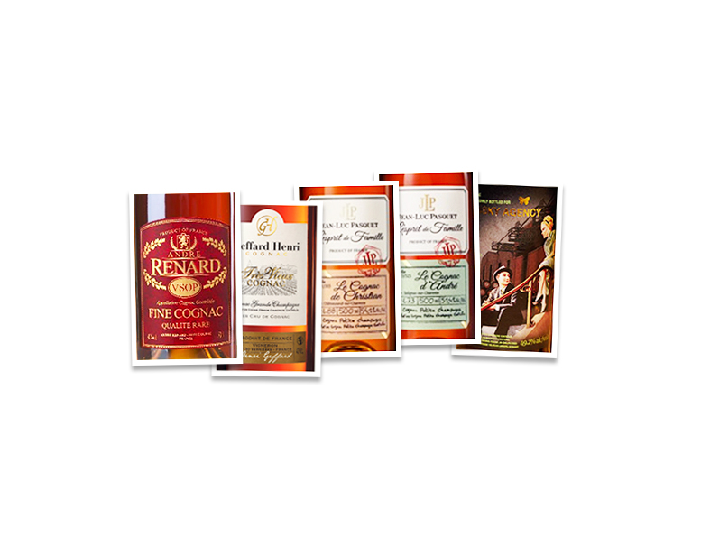 Crazy Cognacs for malt maniacs