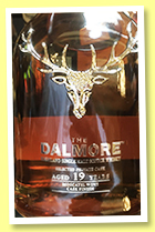 Dalmore 19 yo 1999 'Moscatel Cask Finish' (54.9%, OB, Private Cask, cask #10)