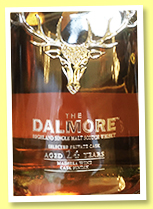 Dalmore 24 yo 1995 'Madeira Wine Cask Finish' (56.4%, OB, Private Cask, cask #29)