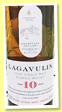 Lagavulin 10 yo (43%, OB, Travel Retail, 2019)