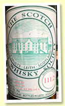 Lagavulin 1980/1995 (63.8%, Scotch Malt Whisky Society #111.2)