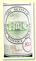 Old Pulteney 1977/1988 (63.4%, Scotch Malt Whisky Society, #52.1)