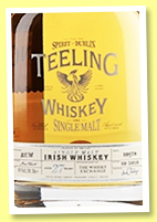 Teeling 27 yo 1991/2019 (44.1%, OB for The Whisky Exchange, Ireland, rum cask, cask #10678, 160 bottles)