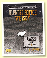 Blended Whisky #2 22 yo 'Batch 3' (41.8%, That Boutique-y Whisky Co, 1650 bottles)