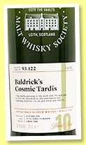 Glen Scotia 10 yo 2008 (58.4%, Scotch Malt Whisky Society, #93.122, 'Baldrick's Cosmic Tardis', 236 bottles)
