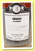Images of Ayrshire 'Burton Railway Viaduct' (53.2%, Malts of Scotland, cask #MoS20004, 384 bottles)