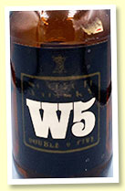W5 Scotch Whisky (70 proof, Aird Blenders, 1970s)