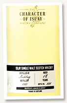 Ardbeg 18 yo 2001/2020 (54.5%, The Character of Islay for LMDW, The Stories of Wind and Wave, refill bourbon barrel, cask #257, 92 bottles)