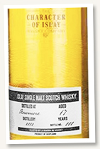 Bowmore 17 yo 2002/2020 (54.9%, The Character of Islay, The Stories of Wind and Wave)