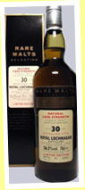 Royal Lochnagar 30yo 1974/2004 (56.2%, Rare Malts)