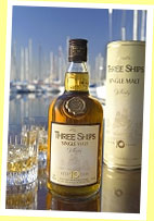 Three Ships 10yo (43%, Single Malt, South-Africa, 2003)