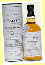 Balvenie 25yo 1974/2000 'Single Barrel' (46.9%, OB, cask #10152)