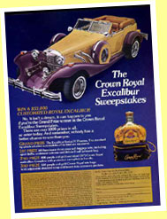 Crown Royal 1984