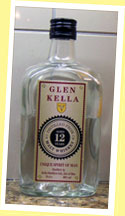Glen Kella 12yo (40%, OB, Isle of Man)