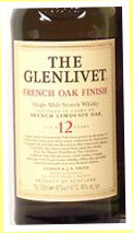 Glenlivet 12yo 'French oak finish' (40%, OB, circa 2003)