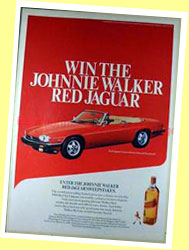 Johnnie Walker Red Label 1988