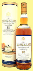 Macallan 18yo 1986 (43%, OB, old presentation, 2004)