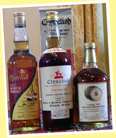 Clynelish 12yo (40%, G&M OB for Italy, 1980's)
