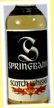 pringbank 12yo (46%, OB, black label, 1980's)
