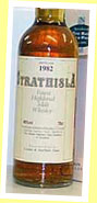 Strathisla 1982 (40%, G&M Licensed bottling, mid 90's)