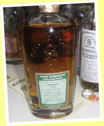 Ledaig 30yo 1974/2005 (48%, Signatory Cask Strength Collection, 204 bottles)