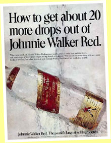 Johnnie Walker Red 1971