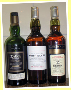 Ardbeg 1972/2004 (49.2%, OB for France, bourbon hogshead, cask #2781, 216 bottles)
