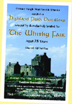 Highland Park 38yo 1966/2005 (42.4%, Duncan Taylor for The Whisky Fair, 168 bottles)