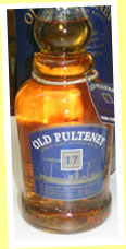 Old Pulteney 17yo (40%, OB)