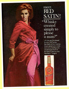Red Satin 1965