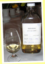 Glenfarclas 1976 '4th fill sherry' (WIP, cask #3104)