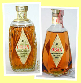 Oban 12yo (40%, OB, early 70's)