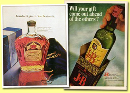 Crown Royal, Xmas 1978