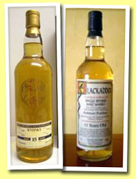 Aultmore 15yo 1989/2005 (46%, Whisky Galore)