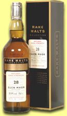 Glen Mhor 28yo 1976/2005 (51.9%, Rare Malts Selection)