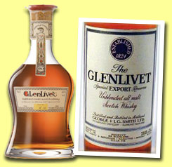 Glenlivet 50yo (40%, G&M for La Maison du Whisky 50th anniversary, 50 bottles, bottled 2005)