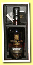 Highland Park 24yo 1980/2004 (58%, OB for Park Avenue Liquors, cask #7366)