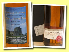 Invergordon 39yo 1965/2005 (49,8%, Duncan Taylor for The Whiskyfair, 90 b.)