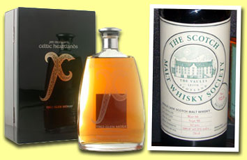 Lochside 38yo 1966/2005 (45.8%, Murray McDavid Celtic Heartlands, 152 bottles)